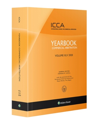 ICCA Yearbook